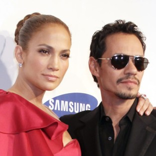 J. Lo, Marc Anthony Pic
