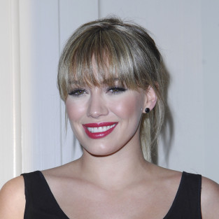 Hilary Duff Bangs Photo
