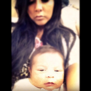 Snooki Baby Pic