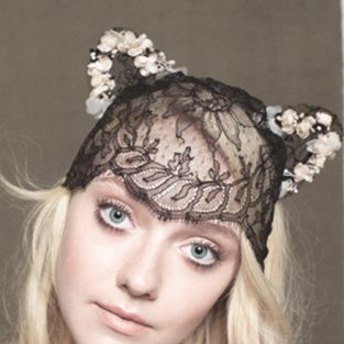 Dakota Fanning InStyle Photo