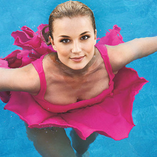 Emily VanCamp in Women's Health