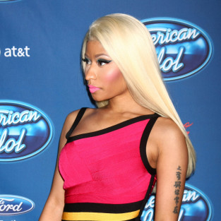 Nicki Minaj on the Red Carpet