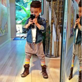 Five-Year-Old Fashion Star