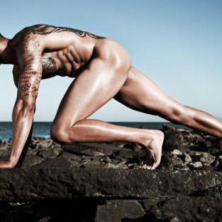 Colin Kaepernick Nude
