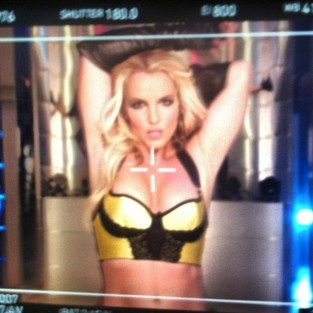 Britney Spears Photo: Work Bitch!