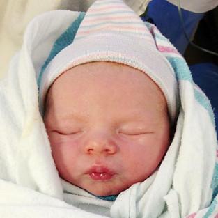 Fergie Baby Photo