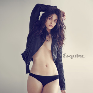 Emmy Rossum Esquire Photo