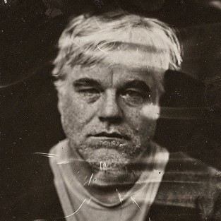 Eerie Philip Seymour Hoffman Photo