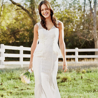 Desiree Hartsock Wedding Dress
