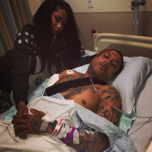 Benzino on Mimi Faust Sex Tape: Shout Out! Only God Can Judge!
