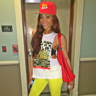 Mimi Faust Instagram Photo: Tweeted By Nikko Smith, Actually SFW!
