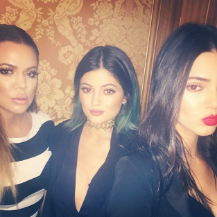 Khloe Kardashian and Sisters