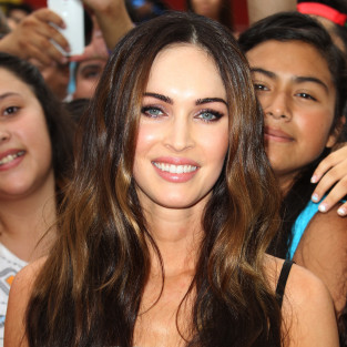 Megan Fox at Teenage Mutant Ninja Turtles Premiere