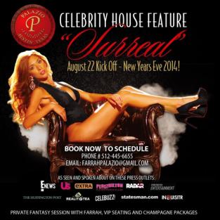 Farrah Abraham Strip Club Promo