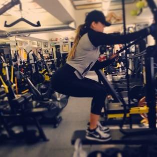 Khloe Kardashian Butt Workout