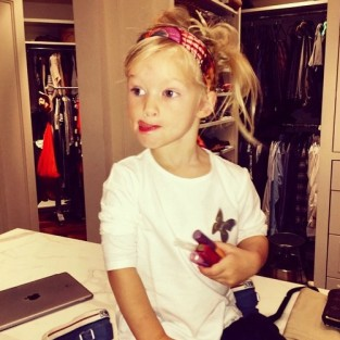 Maxwell Drew Johnson: Jessica Simpson's Little Girl