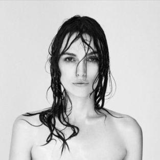 Keira Knightley Topless Photo