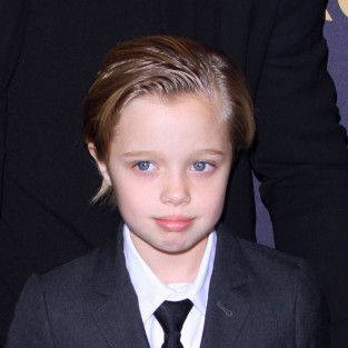 Shiloh Jolie-Pitt Photo