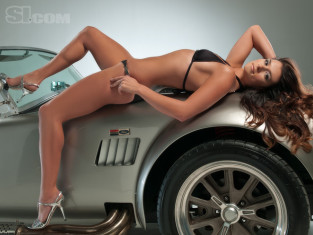 Danica Patrick, Sports Illustrated Pic
