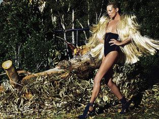 Kate Moss: V Magazine