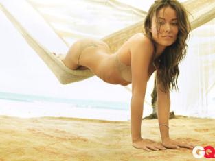 Olivia Wilde, Nude Bikini