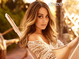 Behind the Scenes With Lauren Conrad