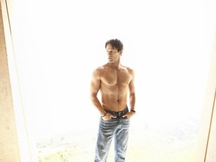 Stephen Moyer for Men's Health