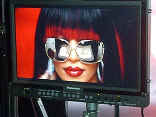 Kim Kardashian Video Pic