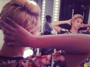 Beyonce Short Hair