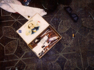 Kurt Cobain Suicide Photo