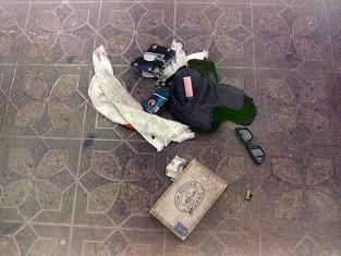 Kurt Cobain Suicide Scene Picture