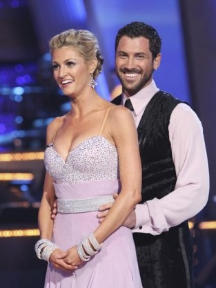 Erin Andrews, Maksim Chmerkovskiy Photo