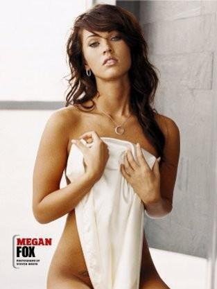 Megan Fox Nude