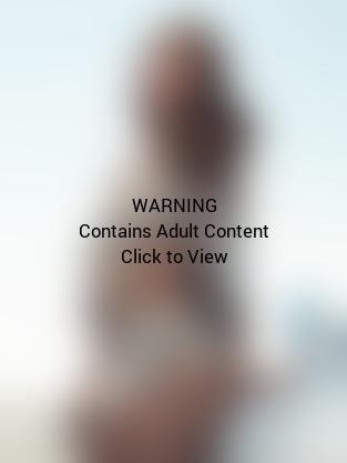 Ashley Greene Retro Bikini Pic