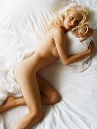 Christina Aguilera Nude Pic