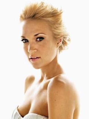 Beautiful Carrie Underwood