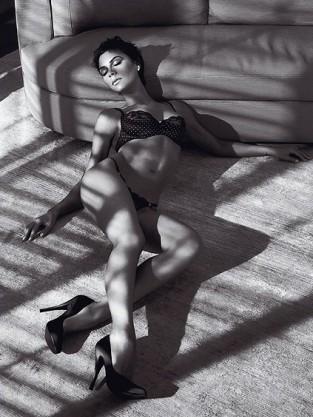 Victoria Beckham Underwear Picture