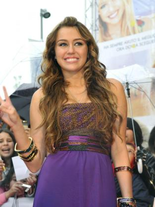 Hannah Montana Premiere Pic