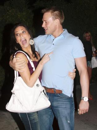 Melissa Rycroft and Tye Strickland Pic