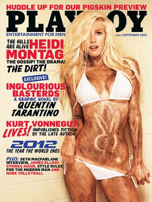 Heidi Pratt in Playboy