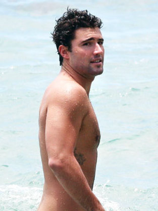 Brody Jenner Topless