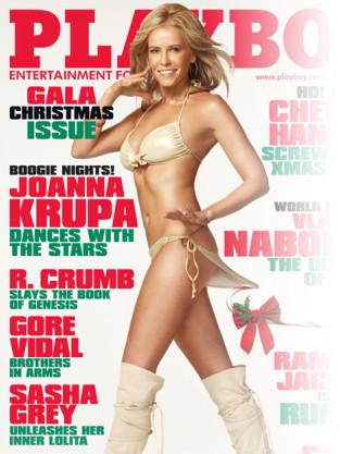 Chelsea Handler Playboy Cover