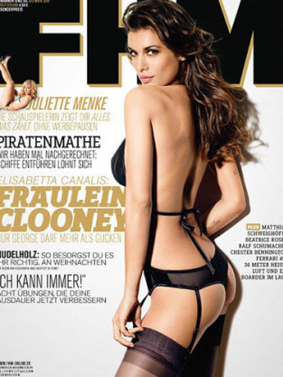 FHM Germany Cover