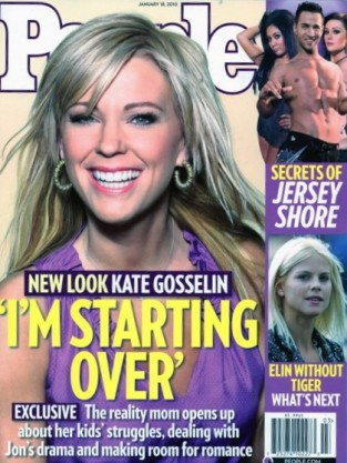 Kate Gosselin Hair Extensions