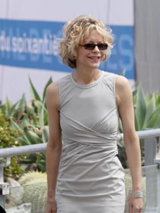 Meg Ryan at Cannes