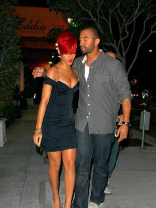 Matt Kemp, Rihanna Photo