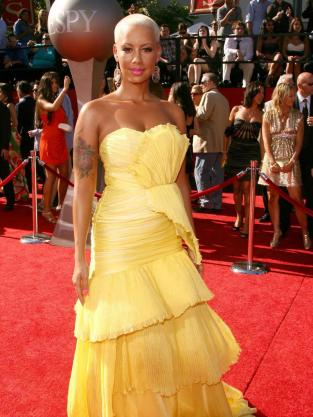 Rose on the Red Carpet