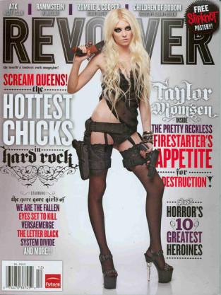 Taylor Momsen Cover