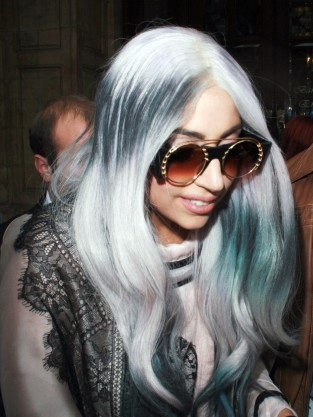 Gray Haired Gaga