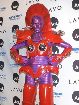 Elaborate Costume